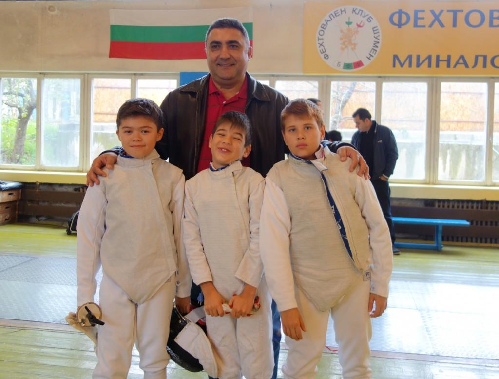 2SHUMEN CUP, BULGARIA 110214 008